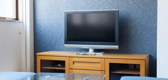 テレビの処分